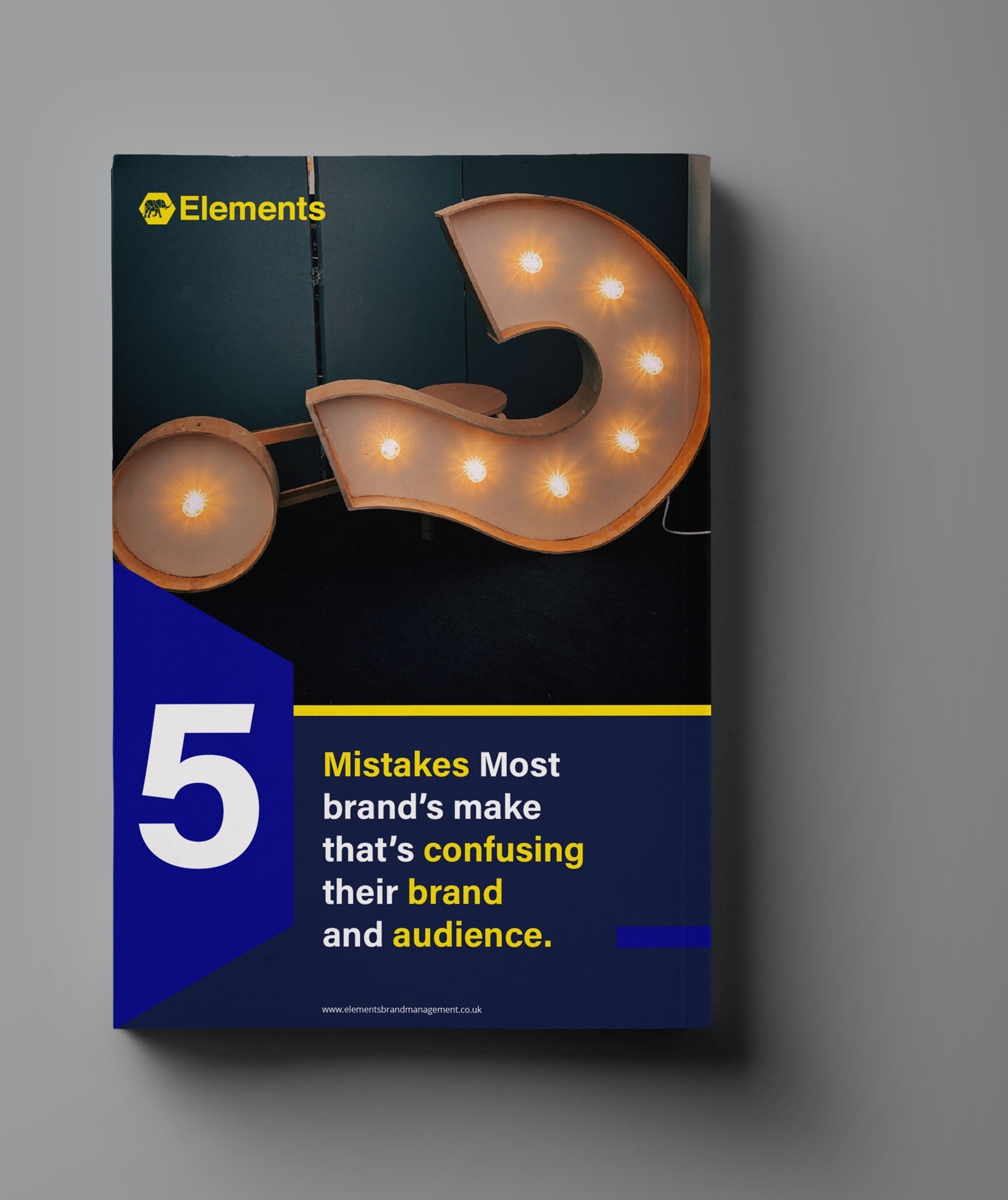 5 Mistakes Most brand's make that's confusing their brand and audience