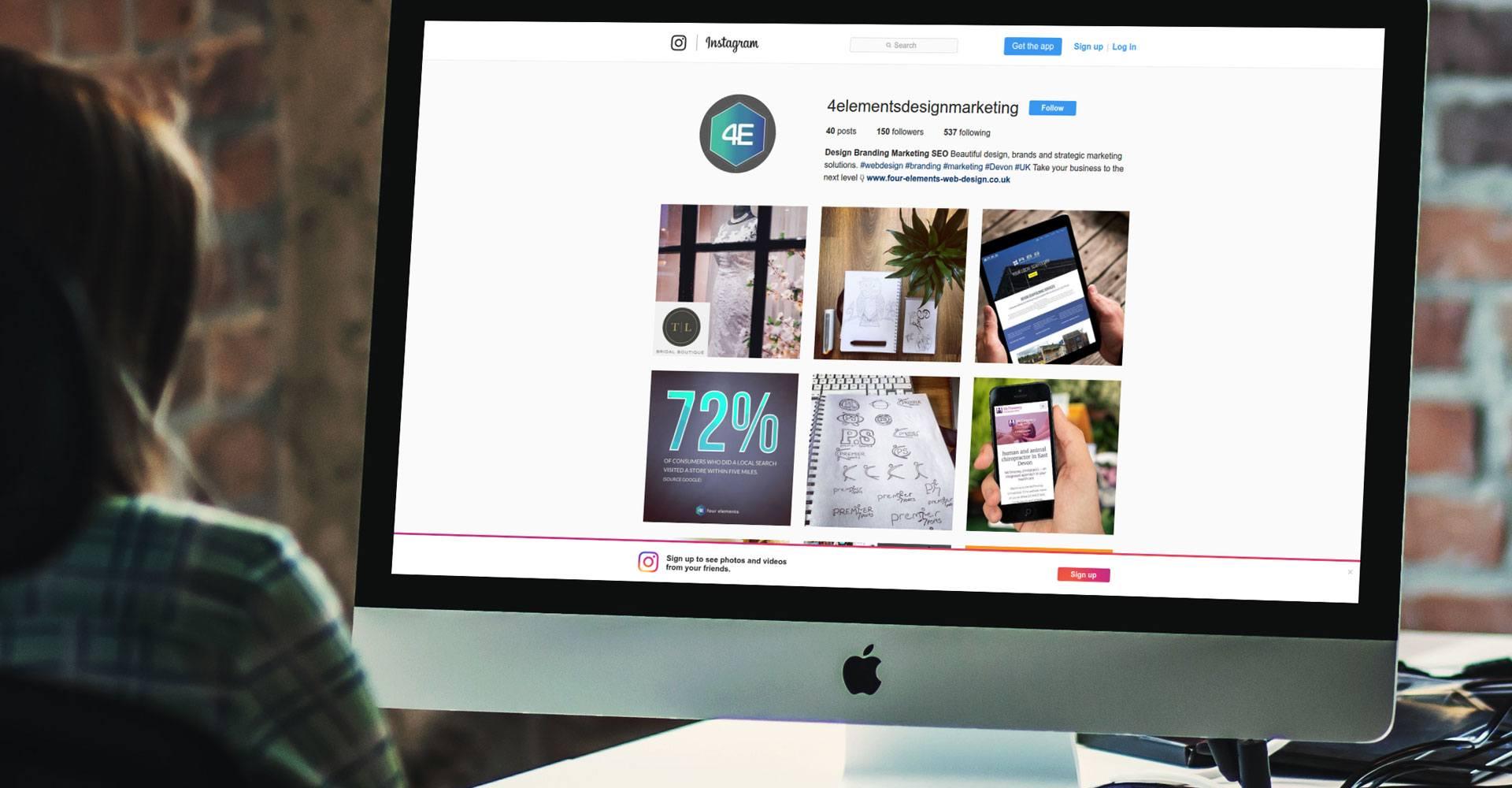 Online Marketing and Social Media Marketing Devon