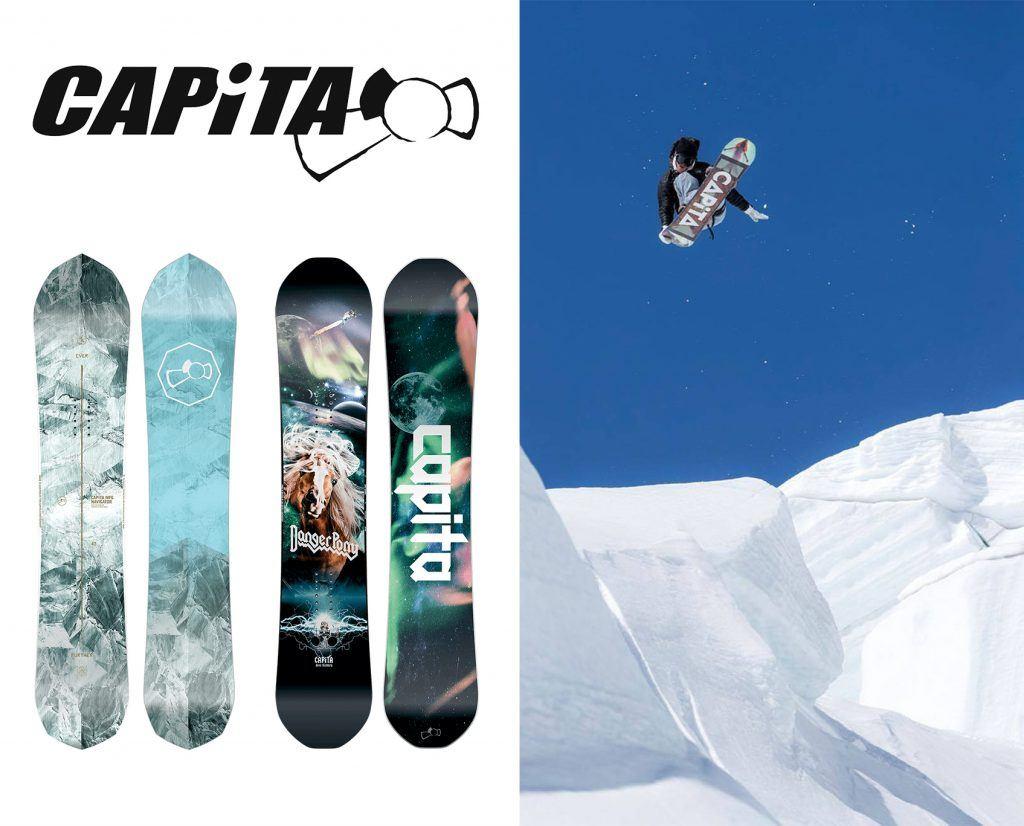 Capita Snowboards Brand