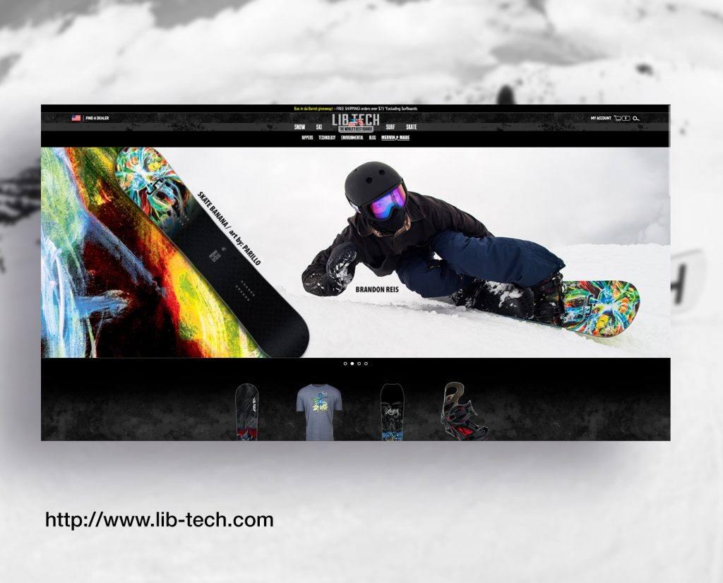 Lib Tech Site