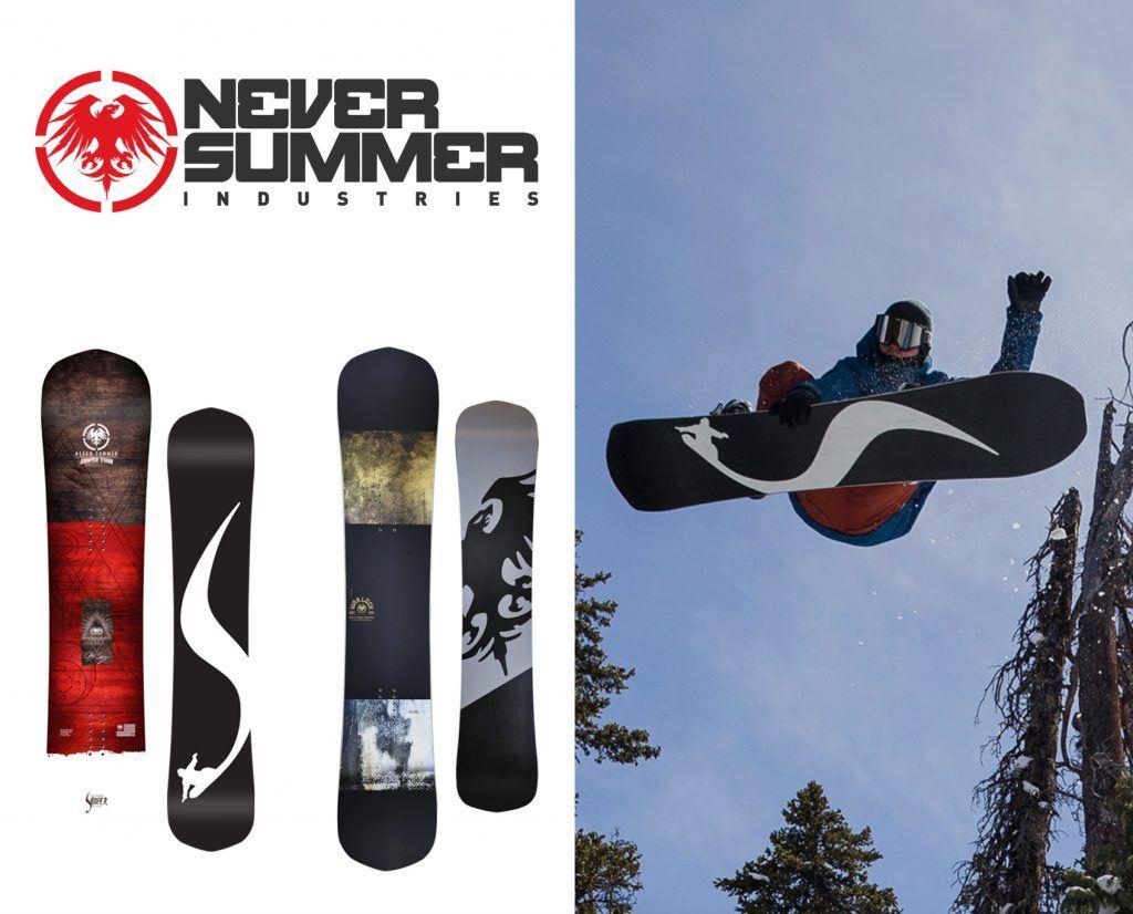 Never Summer Industries Brand