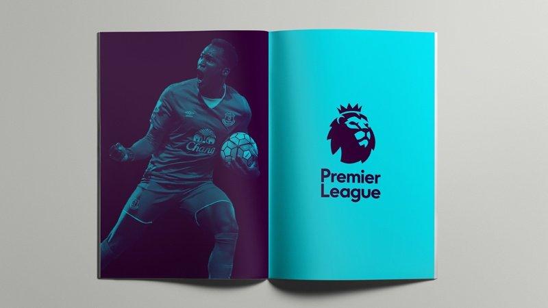 Premier League Branding Usage