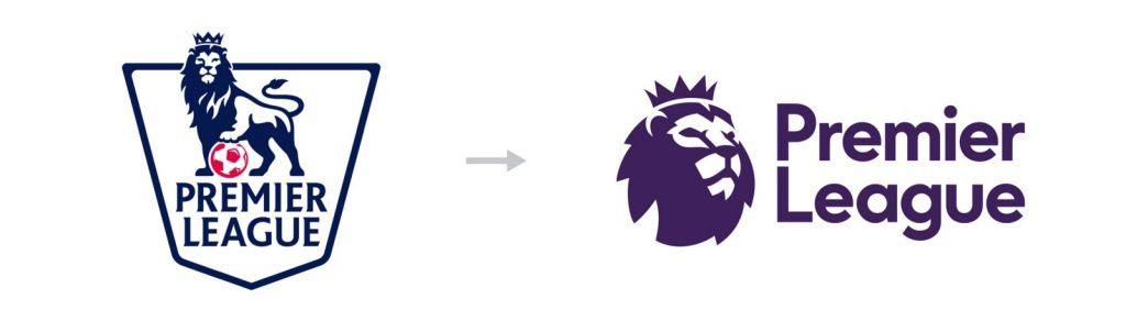 Premier League Rebrand