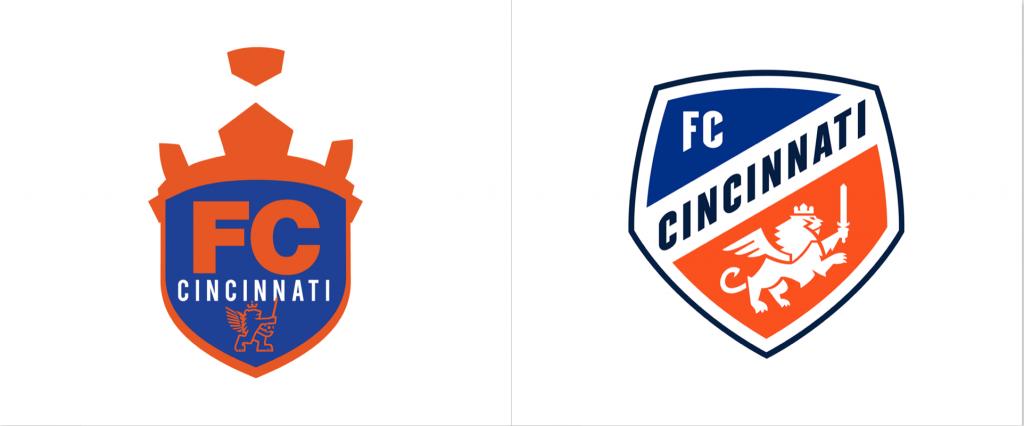 FC Cincinnatti Rebrand