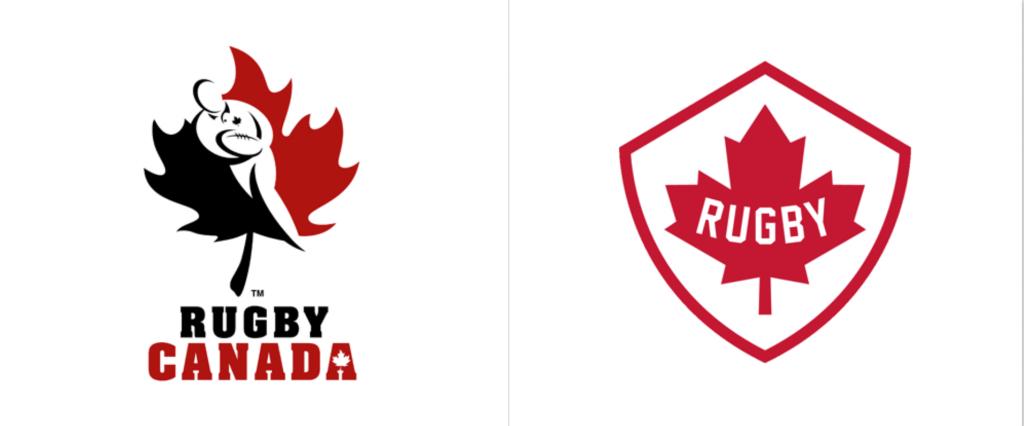 Rugby Canada Rebrand