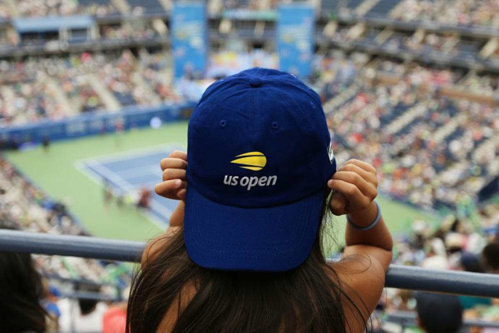 US Open Logo Usage