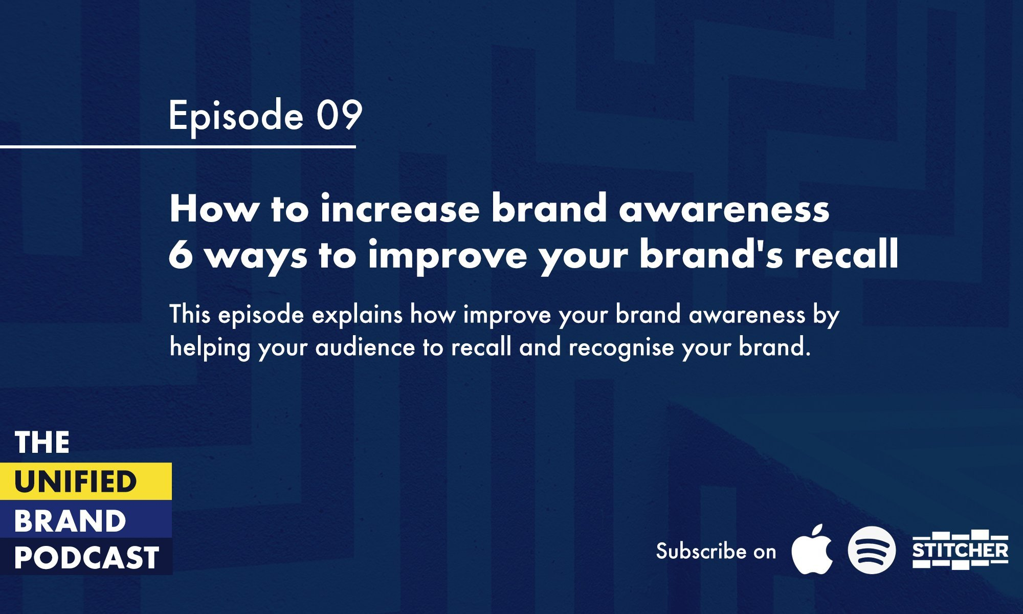 How to increase brand awareness