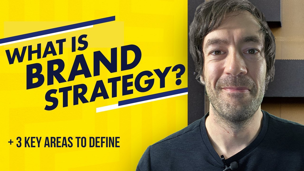 What is brand strategy?