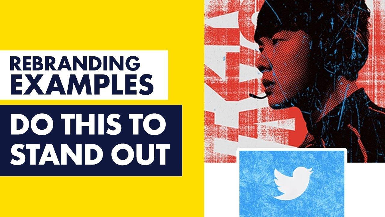 Twitter Rebranding Case Study - Twitter Rebrand 2021