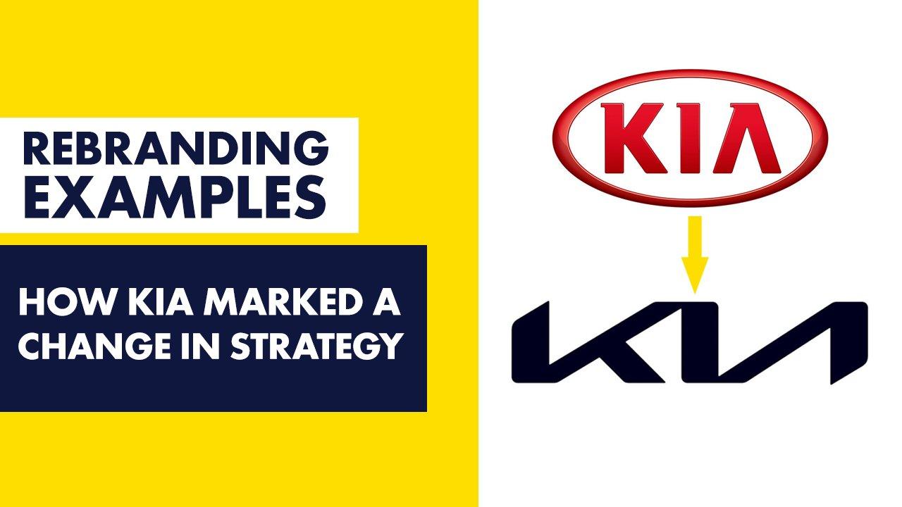 Kia Rebrand