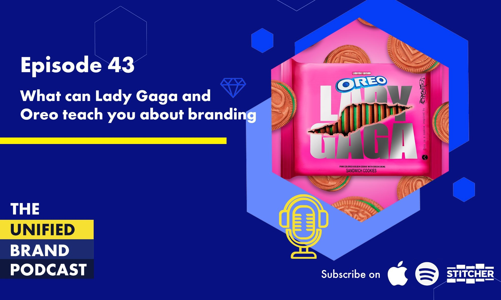 What can Lady Gaga and Oreo teach you about co-branding?